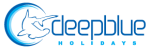deep blue holidays logo